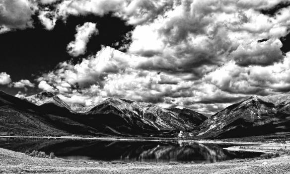 lake&clouds